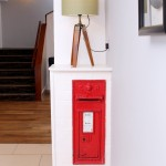 Reception Post Box
